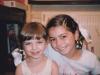 Дочери Марина и Эмилия